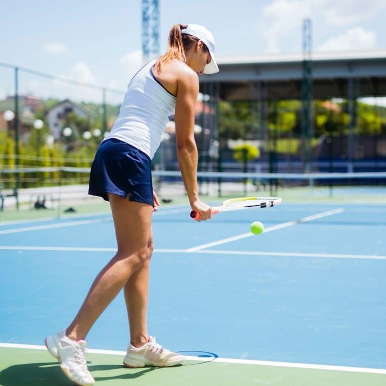 Bodenbeläge für Tennis